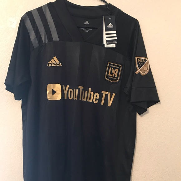 adidas Other - LAFC # 10 VELA JERSEY